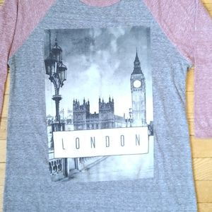 Shirts - BSC Vintage London T-Shirt size M